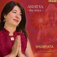 Ashima - CD - Shunyata
