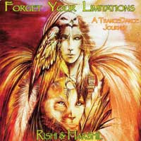 Rishi & Harshil  CD Forget Your Limitations - A Trance Dance Journey