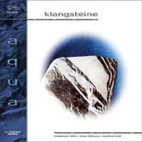 Klangsteine  CD Aqua