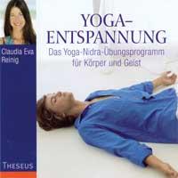 Claudia Reinig Eva: CD Yoga Entspannung