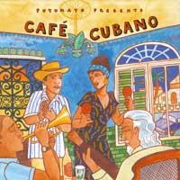 Putumayo Presents - CD - Cafe Cubano