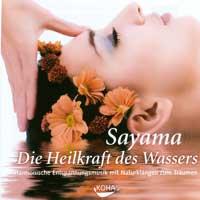 Sayama - CD - Die Heilkraft des Wassers
