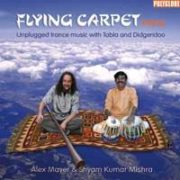 Alex Mayer & Sham Kumar Mishra - CD - Flying Carpet Vol. 2