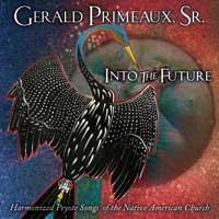 Gerald Primeaux SR. - CD - Into the Future