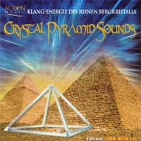 Michael Reimann: CD Crystal Pyramid Sounds