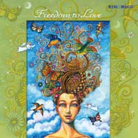 Sampler (Real Music) - CD - Freedom to Love