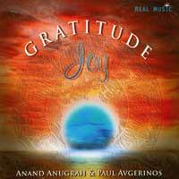 Paul Avgerinos: CD Gratitude Joy