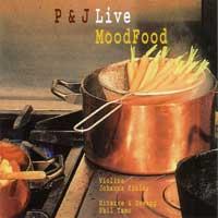Moodfood (Phil Tamo) - CD - P & J Live