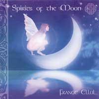 France Ellul - CD - Spirits of the Moon