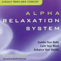 Jeffrey Thompson Dr.: CD Alpha Relaxation System Vol. 1