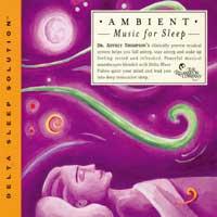 Jeffrey Thompson Dr. (Delta Sleep Solution) - CD - Ambient Music for Sleep