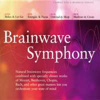 Jeffrey Thompson Dr. - CD - Brainwave Symphony (4-CD-Set)
