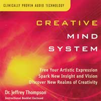 Jeffrey Thompson Dr. - CD - Creative Mind System Vol. 1