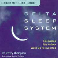 Jeffrey Thompson Dr. - CD - Delta Sleep System Vol. 1