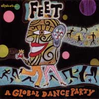 Sampler (Ellipsis Arts) - CD - Feet - Global Dance Party