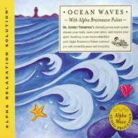Jeffrey Thompson Dr. (Alpha Relaxation Solution): CD Ocean Waves