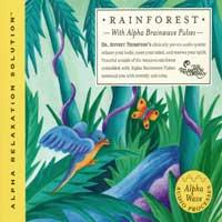 Jeffrey Thompson Dr. (Alpha Relaxation Solution): CD Rainforest
