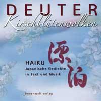 Deuter & Dorothea Gädeke: CD Kirschblütenwolken - Haiku-Jap. Gedichte