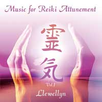 Llewellyn - CD - Music for Reiki Attunement