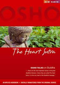 Osho  CD The Heart Sutra (Osho Talks on Buddha) (CD/MP3-Hörbuch)