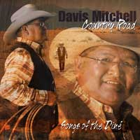 Davis Mitchell - CD - Country Road - Songs of the Dine