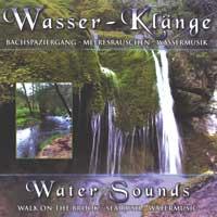 Michael Reimann: CD Wasser Klänge - Water Sounds