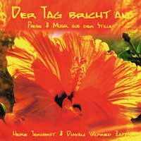 Dhwani Zapp Wilfried M. & Heike Terhorst: CD Der Tag bricht an