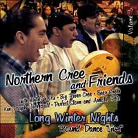 Northern Cree: CD Long Winter Nights