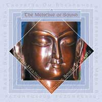 Ani Choesang Venerable: CD The Medicine of Sound