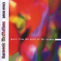 David Hykes - The Harmonic Choir - CD - Harmonic Meditations