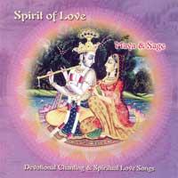 Maya & Sage - CD - Spirit of Love - Devotional Chanting & Spiritual L