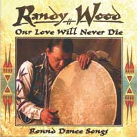 Randy Wood - CD - Our Love Will Never Die