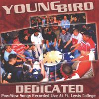 Young Bird - CD - Dedicated