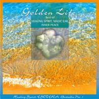 Tepperwein-Programm: CD Golden Life -Best of Healing Spirit, Magic Ear und