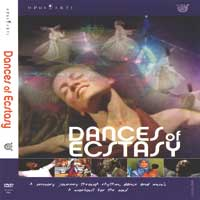 Gabrielle Roth u.a.: DVD Dances of Ecstasy - 2 DVDs