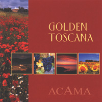 Acama - CD - Golden Toscana
