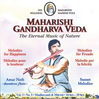 Amar Nath: CD Sunset Melody (16-19 Uhr) Vol. 3/5 für Freude