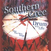 Southern Cree - CD - Drum for Life