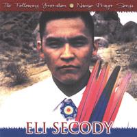 Eli Secody - CD - Following Genaration - Navajo Prayer Songs