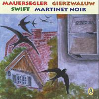 Vogelstimmen: CD Mauersegler