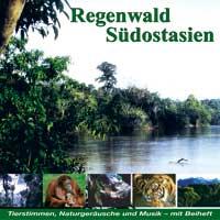 Edition 3: CD Regenwald Südostasien