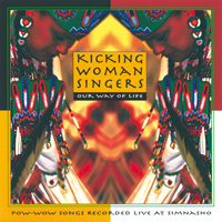 Kicking Woman Singers - CD - Our Way of Life