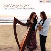 Lisa Lynne & Aryeh Frankfurter - CD - Two Worlds One