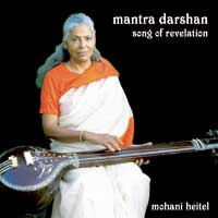 Mohani Heitel - CD - Mantra Darshan