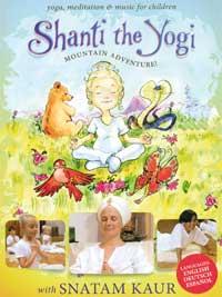 Snatam Kaur  CD Shanti the Yogi