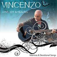 Vincenzo: CD Love Joy & Healing