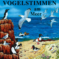 Vogelstimmen am Meer: CD Vogelstimmen am Meer