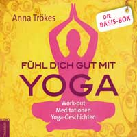 Anna Trökes - CD - Fühl Dich gut mit Yoga (3CDs)