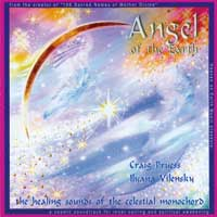 Craig Pruess - CD - Angel of the Earth