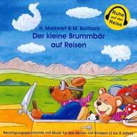 Martin Buntrock & Hildegard Markwart: CD Der kleine Brummbär auf Reisen